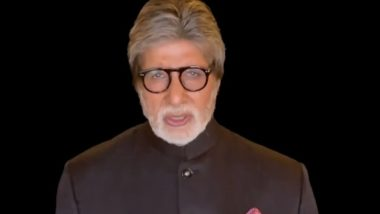 Amitabh Bachchan Donates Equipment, Infrastructure to COVID-19 Facility in Juhu
