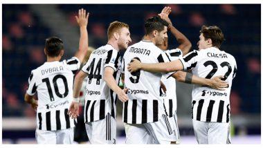 Juventus 4–1 Bologna Serie A 2020–21 Goal Video Highlights: Alvaro Morata Double Secures Champions League 2021-22 Spot for Bianconeri