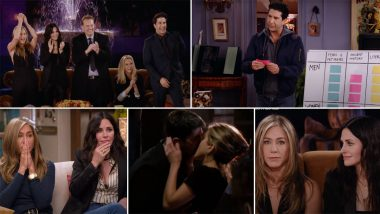 Friends The Reunion Trailer: The Central Perk Sextet Returns Bringing Smiles, Tears and a Whole Lot of Sweet Memories (Watch Video)