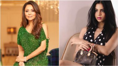 Suhana Khan Turns 21, Mom Gauri Khan Wishes Happy Birthday With a Glamorous Photo of Her Gorgeous Daughter on Instagram