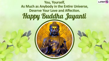 Buddha Purnima 2021 Quotes & Buddha Jayanti Wishes: Celebrate Vesak With WhatsApp Messages, HD Images, Wallpapers, SMS and Greetings