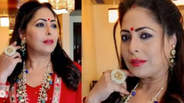 Geeta Kapur's Pictures in An All Red Outfit and Sindoor Go Viral; Fans Ask When Did She Get Married?