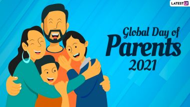 Global Day of Parents 2021 Date and Theme: Know History and Significance of the Day Dedicated to Parents