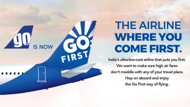 GoAir Becomes Go First After 15 Years of Flying, Embraces the Ultra-Low-Cost Airline Approach Amid COVID-19 Pandemic
