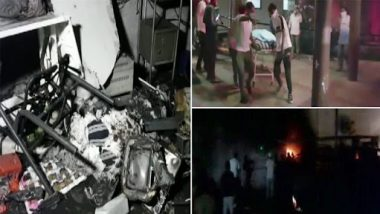 Gujarat Hospital Fire: 18 COVID-19 Patients Die After Fire Breaks Out at Hospital in Bharuch