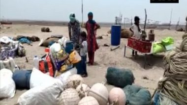 Gujarat: Salt Worth Rs 10 Crore Washed Away at Little Rann of Kutch in Flooding Due to Cyclone Tauktae