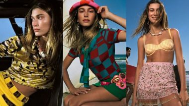 Summer Outfit Ideas: Hailey Bieber Showcases Summer Beach Dressing Style In Latest Vogue Photoshoot, See PICS