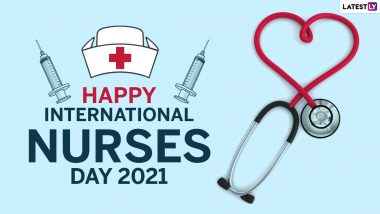 Happy International Nurses Day 2021! Messages, 'Thank You' Cards, Quotes, and Greetings You Can Send to the Healthcare Workers Today