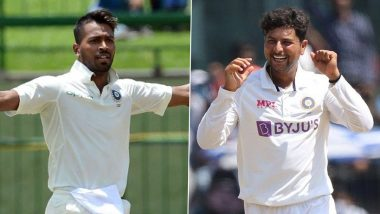 Hardik Pandya, Kuldeep Yadav Dropped As BCCI Announce 20-Men Squad for ICC World Test Championship Final and Five-Test Series Against England