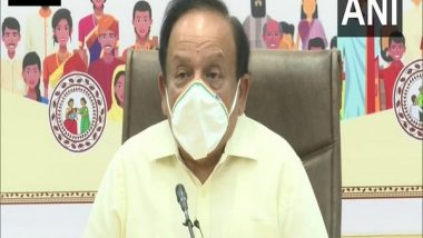 World No Tobacco Day 2021: WHO Honours Dr Harsh Vardhan For Efforts in Tobacco Control