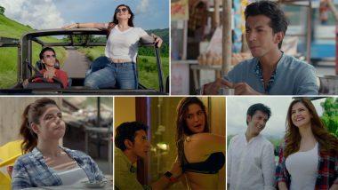 Hum Bhi Akele, Tum Bhi Akele Trailer: Anshuman Jha, Zareen Khan Are on a Road to Self Discovery in This LGBTQ+ Romantic Drama