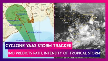Cyclone Yaas Storm Tracker: IMD Predicts Path, Intensity Of Tropical Storm; Bengal, Odisha To Evacuate Thousands
