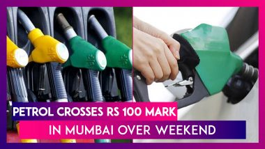 Petrol Crosses Rs 100 Mark In Mumbai Over Weekend, Fuel Prices At Record High Across Indian Metros