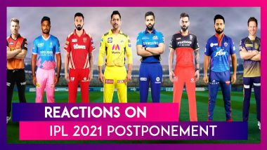 IPL 2021 Postponed Indefinitely: Harsha Bhogle, Dale Steyn, Kevin Pietersen & Others React!