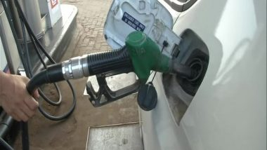 Fuel Price Hike in Delhi: Petrol Prices Rise to Rs 91.53/Litre, Diesel to Rs 82.06/Litre in National Capital