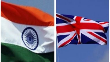 India, Britain Aim To Double Trade by 2030