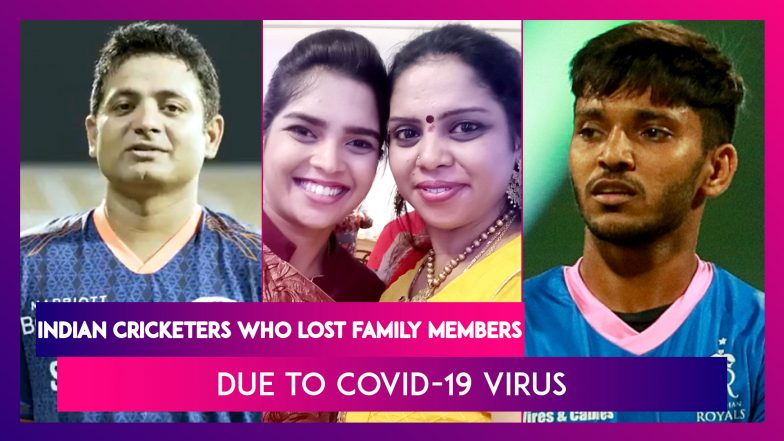 Indian Cricketers Who Lost Family Members Due To COVID-19 Virus