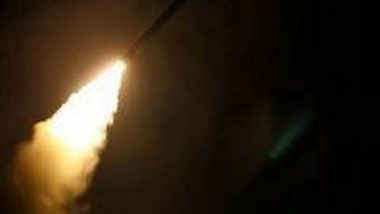 Hundreds of Rockets Fired from Gaza Toward Tel Aviv and Central Israel, Iron Dome Systems at Work; Watch Videos