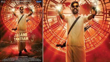 Jagame Thandhiram Review: Dhanush and Aishwarya Lekshmi's Gangster Film Receives Mixed Response From Twitterati!