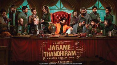 Jagame Thandhiram: Dhanush's Film Arrives On June 18 On Netflix