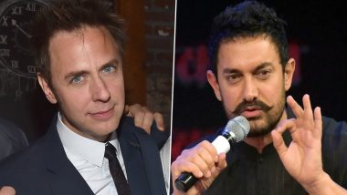 James Gunn Reveals His Favourite Bollywood Film and It Stars Aamir Khan in the Lead! Any Guesses?