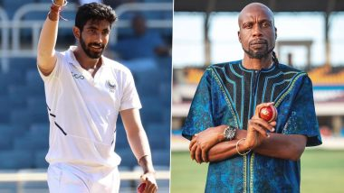 Jasprit Bumrah Has Potential To Take 400 Test Wickets, Says West Indies Legend Curtly Ambrose
