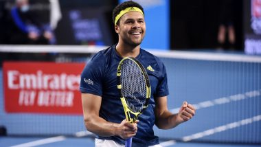 Jo-Wilfried Tsonga vs Yoshihito Nishioka, French Open 2021 Live Streaming Online: How to Watch Free Live Telecast of Men's Singles Tennis Match in India?