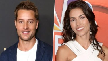This Is Us Star Justin Hartley Spark Wedding Rumours With Girlfriend Sofia Pernas