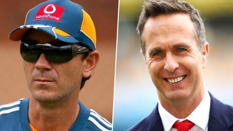 Michael Vaughan Takes Dig at Australia for Losing Test Series Against 'India's Third XI,' Justin Langer Responds