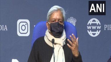 COVID-19 Third Wave Inevitable, Warns Government's Principal Scientific Advisor K Vijay Raghavan