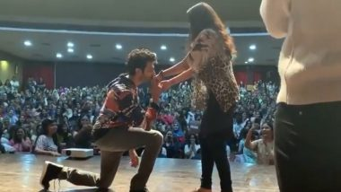 Kartik Aaryan Shares Throwback Video Where He Bows Down to His Crazy Fan – WATCH