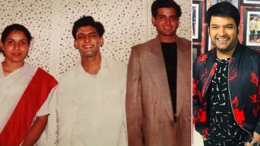 Kapil Sharma Shares Throwback Picture From His College Days, Says 'Pockets Were Always Empty but Smile Was Always There'