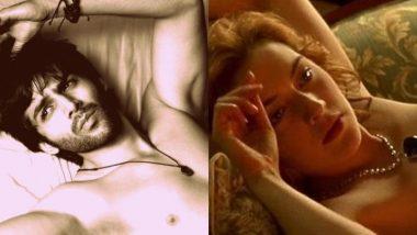 Kartik Aaryan Recreates Kate Winslet's Iconic Titanic 'Painting' Moment, Thinks He Did It Better