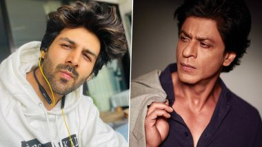 Kartik Aaryan Out of Shah Rukh Khan's Red Chillies Project, Returns Rs 2 Crore Signing Amount - Reports
