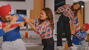Khad Tainu Main Dassa: Neha Kakkar and Rohanpreet Singh's Latest Song Perfectly Sums Up the Life of Newlyweds (Watch Video)