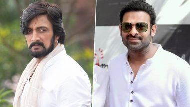 Adipurush: Is Kichcha Sudeep Playing Vibhishana in Prabhas-Starrer? Kannada Superstar Spills Beans on the Casting Secret! (Watch Video)