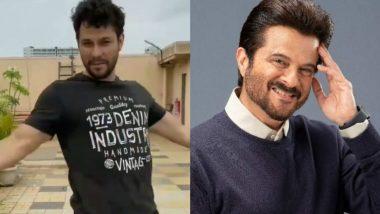 Kunal Kemmu Is a True Blue Anil Kapoor Fan, Dances to 'Jeena Nahi' Song On His Terrace (Watch Video)