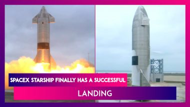 SpaceX Has A Successful Landing: Nails First Landing Without Exploding
