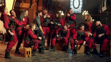 Money Heist Season 5: It's a Wrap for Álvaro Morte, Itziar Ituño's Netflix Series!