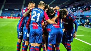 Levante vs Barcelona, La Liga 2020–21 Goal Video Highlights: Barca's Title Hopes Virtually Over After Throwing Away Two-Goal Advantage in 3–3 Draw