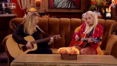 Friends The Reunion: Twitter Is Obsessed With Phoebe Buffay's 'Smelly Cat' Moment With Lady Gaga!