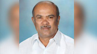 Tamil Nadu Assembly: M Appavu, K Pitchandi Become Speaker and Dy Speaker