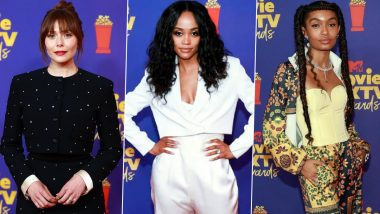 MTV Movie and TV Awards 2021: Elizabeth Olsen, Rachel Lindsay, Yara Shahidi – Meet the Fashionistas Who Rocked the Star-Studded Night!