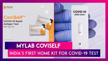 Mylab CoviSelf: India's First Home Kit For Covid-19 Test; All You Need To Know About The Self-Testing Kit