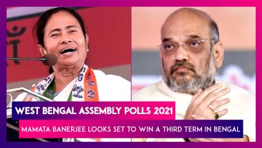 West Bengal Assembly Polls 2021: Mamata Banerjee Looks Set To Win A Third Term In Bengal