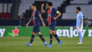 UEFA Champions League 2021-22 Group Stage: PSG, Manchester City Placed In Group A; Bayern Munich, Barcelona Drawn Together