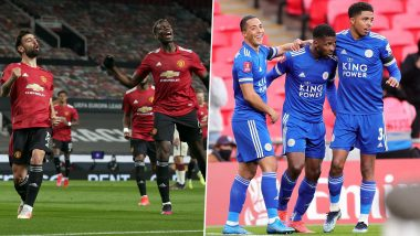 Manchester United vs Leicester City, Premier League 2020–21 Free Live Streaming Online & Match Time in India: How To Watch EPL Match Live Telecast on TV & Football Score Updates in IST?