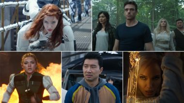 Eternals First Footage, Title Reveals of The Marvels, Black Panther Wakanda Forever Shown in Marvel Studios' Special Phase 4 Reel (Watch Video)
