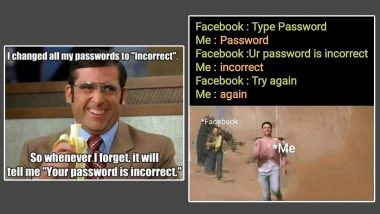 World Password Day 2021 Funny Memes, Hilarious Reactions & Jokes