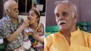 KD Chandran, Sudha Chandran's Father, Dies of Cardiac Arrest at 86 in Mumbai